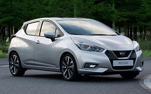 Nissan Micra for lease